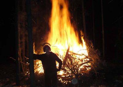 Brush disposal – Firesmart, Whitehorse, YT